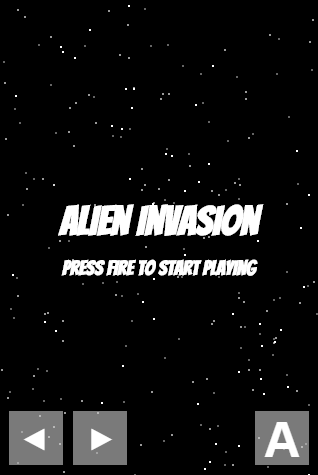 Play Alien Invasion