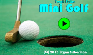 Mainkan Touch Putter Mini Golf