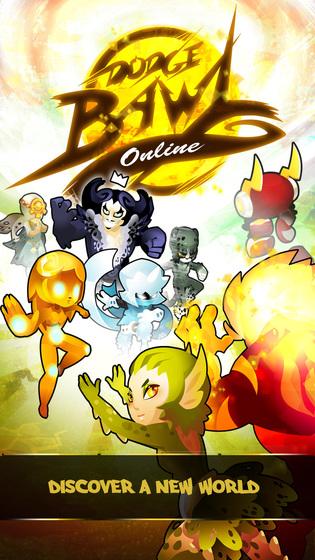 Play DodgeBawl Online