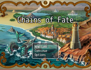 玩 Chains of Fate (02-16-16)