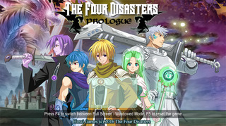 Pelaa The Four Disasters