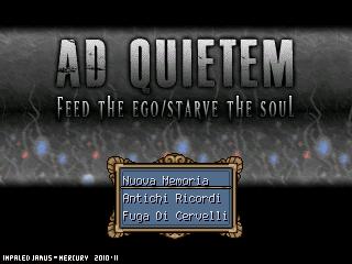Play Ad Quietem