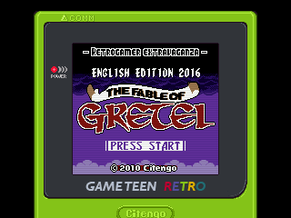 プレイ The Fable of Gretel