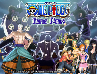 Spelen One Piece - Triple Duels