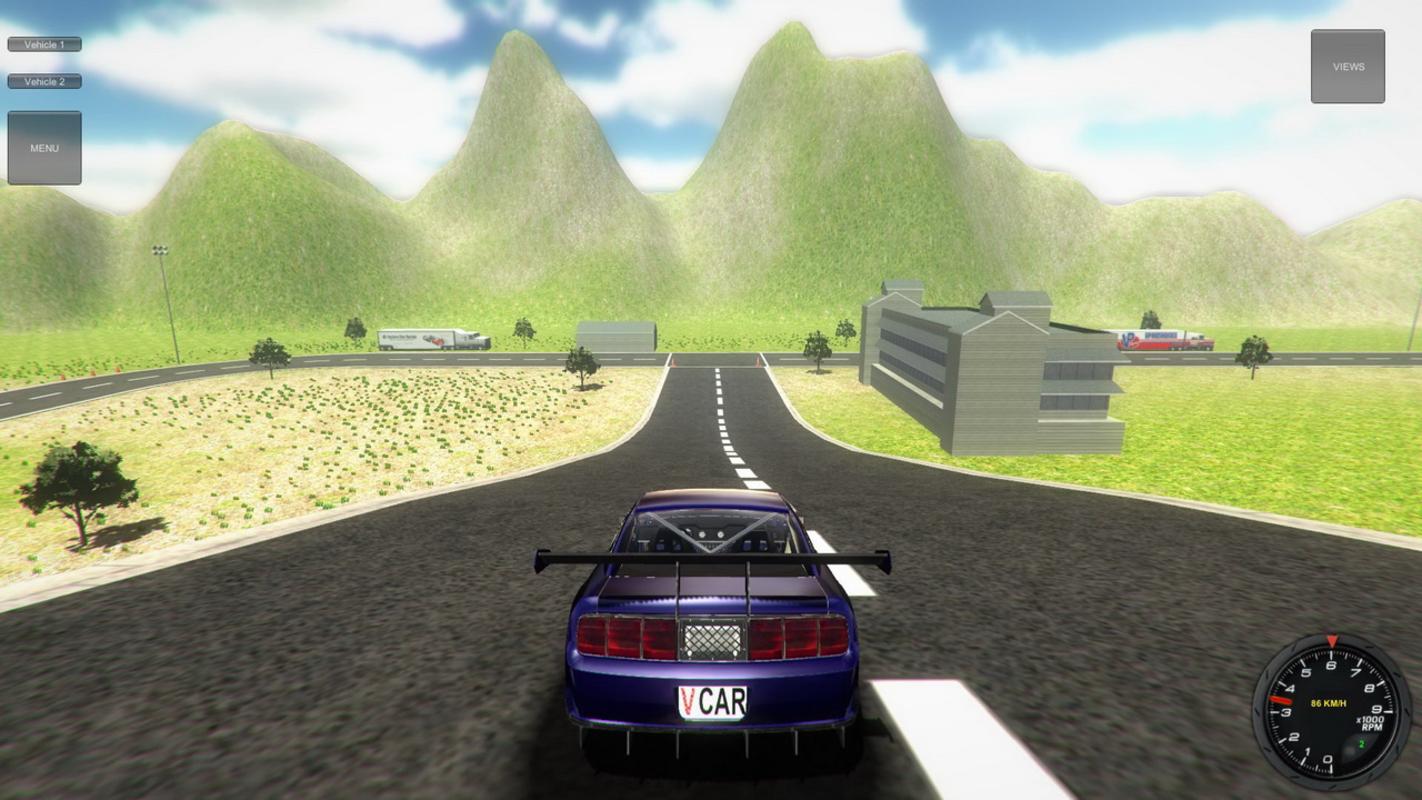 Play Car Simulator 2015
