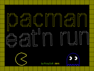 Pacman Eat And Run