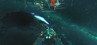 Spelen Space X Hunter