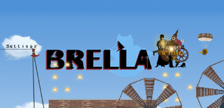 Bermain Brella's Run