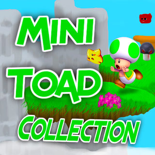 Spela Mini Toad Collection