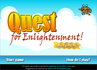 Quest for Enlightenment