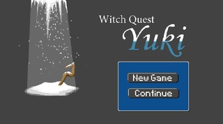 Играть Witch Quest Yuki