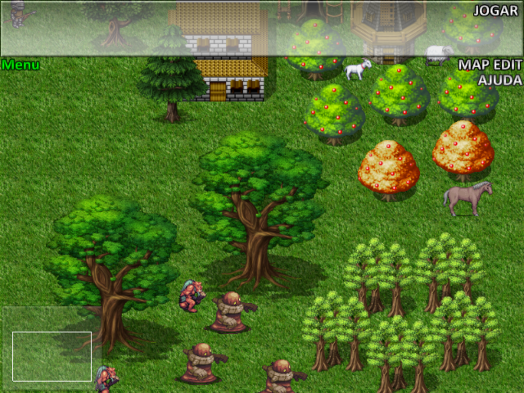 Play RPG Game simulador