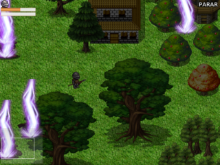 RPG Game simulador