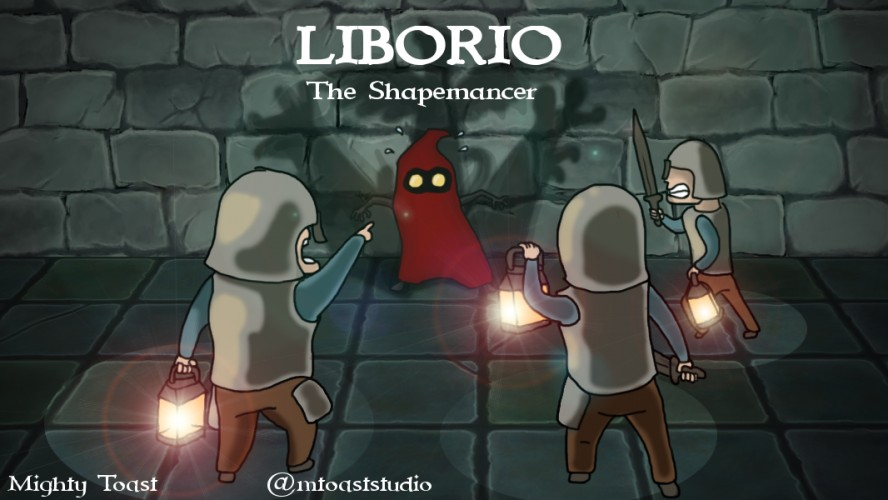 Spielen Liborio the Shapemancer