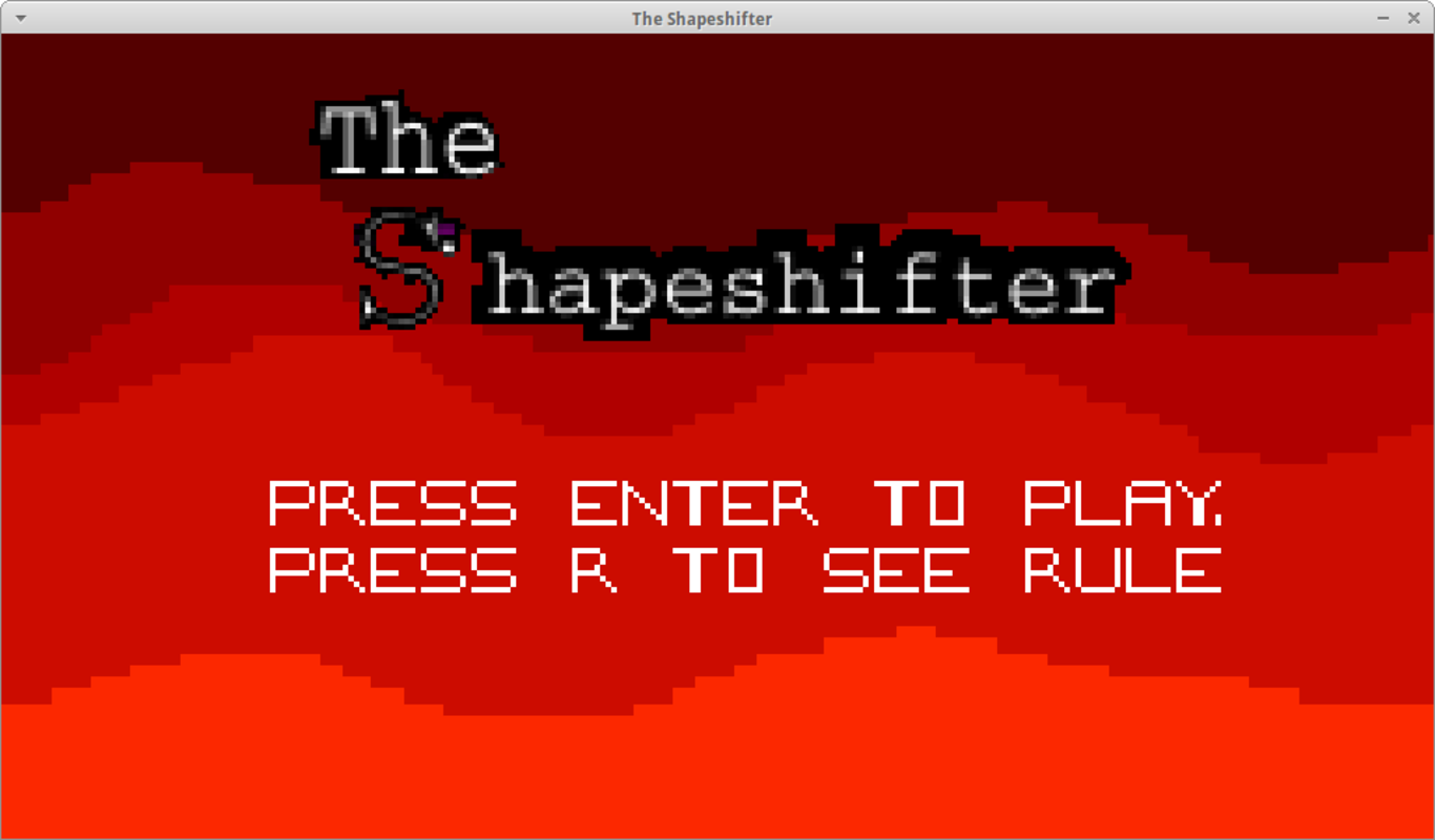 Play The Shapeshifter