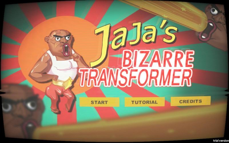 Играть JaJas Bizarre Transformer