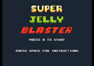 Играть Super Jelly Blaster