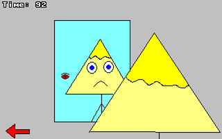 Spelen Triangle Head's Adventure