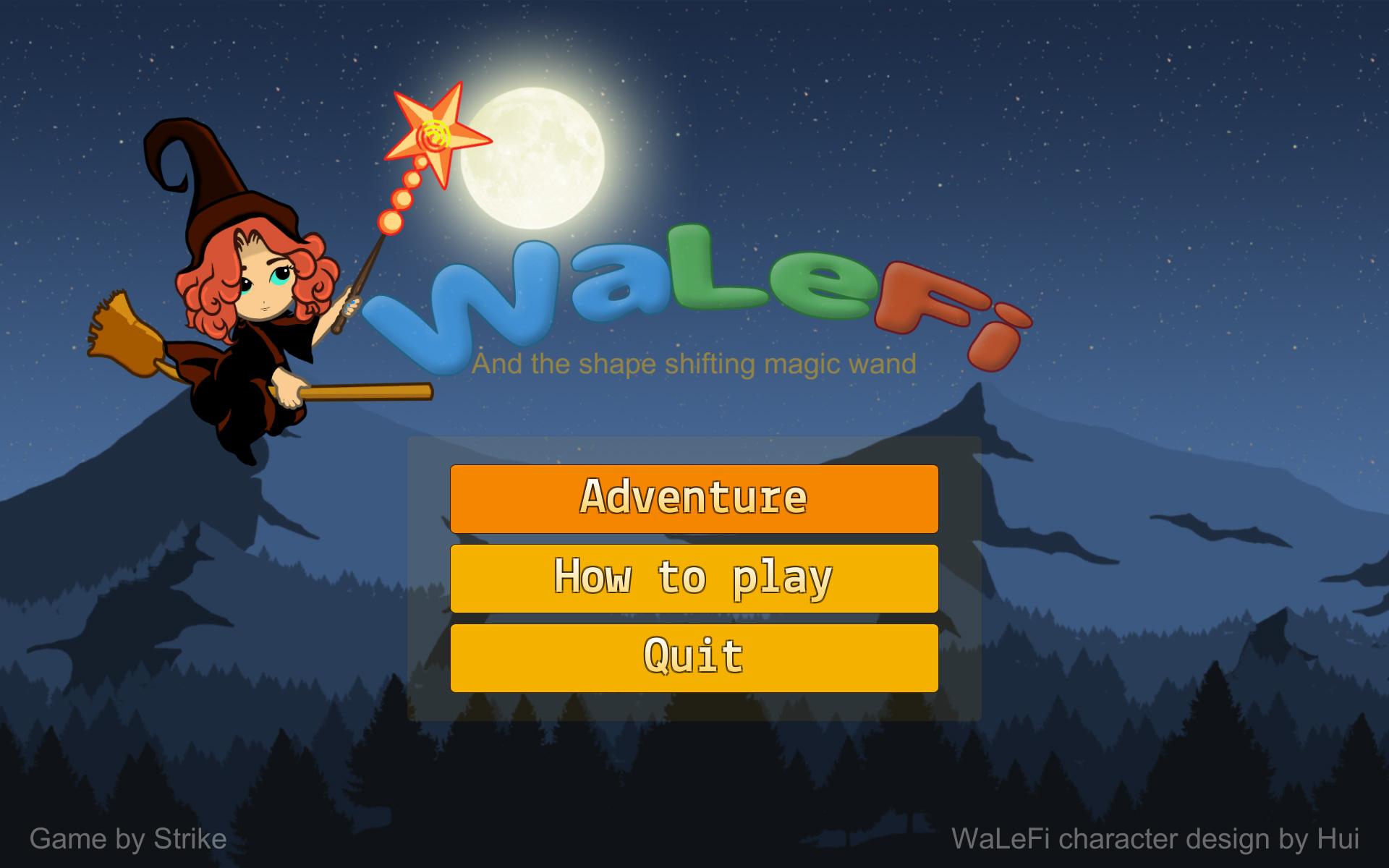 Play WaLeFi