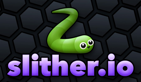 Play slither.io