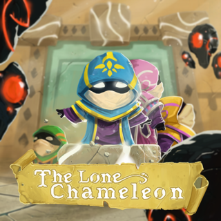 Spielen The Lone Chameleon