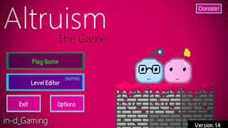 Spielen Altruism