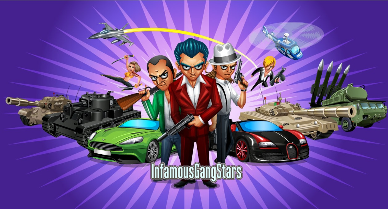 Play INFAMOUS GANG STARS