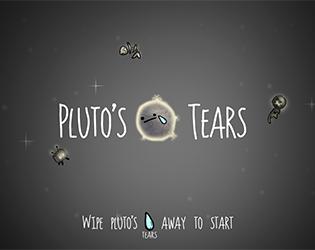 Spelen Pluto's Tears #LDJAM 35
