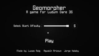 Geomorpher