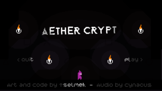 Play Aether Crypt