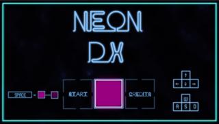 玩 NeonDX