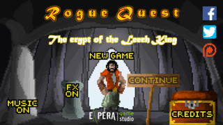 Bermain Rogue Quest - Episode 1