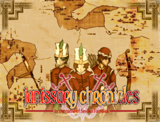 Играть Janissary Chronicles