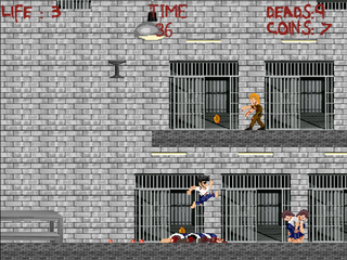 Spelen Dan prison