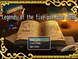 Играть LegendsOfTheFivePotGods