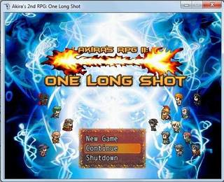 게임하기 One Long Shot
