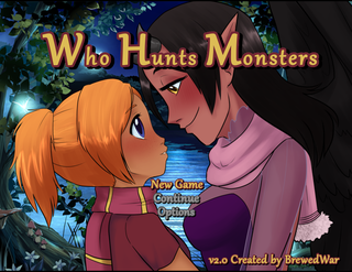 Play Who Hunts Monsters