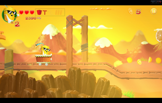 Jugar Orange Adventure