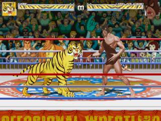 Uomo Tigre by Luca S.