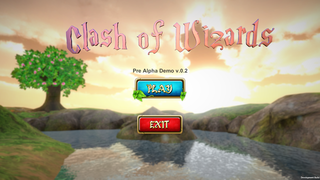 玩 Clash of Wizards [Demo]