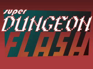 Bermain Super Dungeon Flash