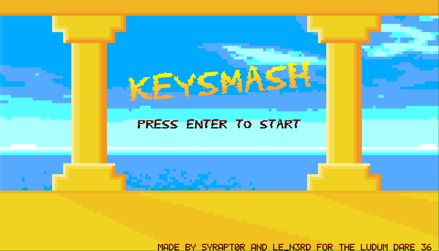 Play Keysmash