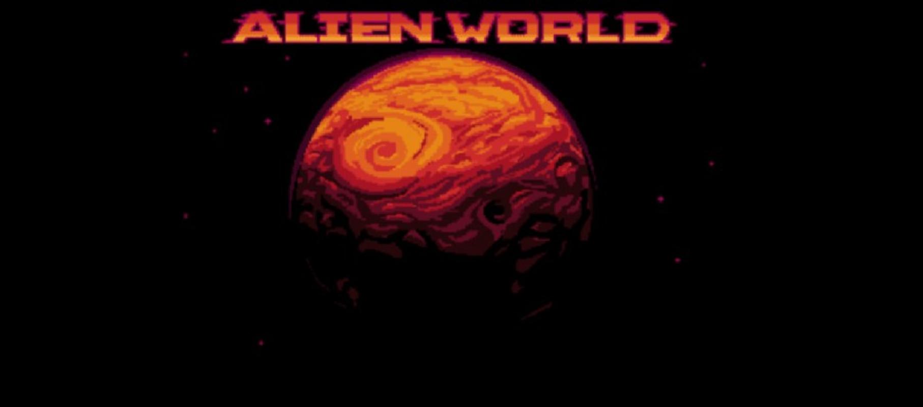 Play Alien World