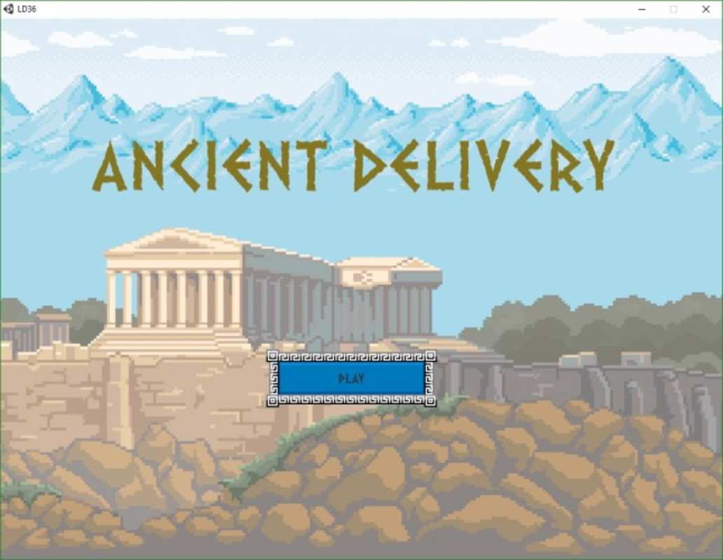 Play Ancient Delivery