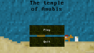 玩 The Temple of Anubis