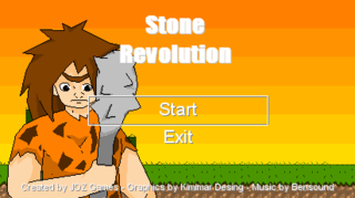 Bermain Stone Revolution