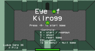 Грати Eye of Kilrogg