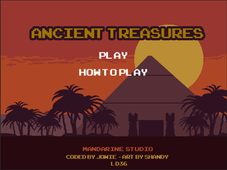 Играть Ancient Treasures