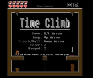 Играть Time Climb