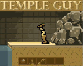 Play Temple Guy